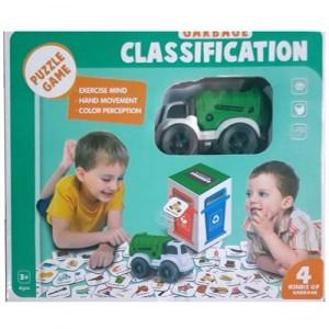 Настольная игра Garbage Classification 7077-92