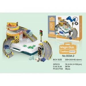 Болтовая мозаика 003A-2