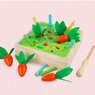 Деревянная игрушка Магнитная рыбалка 2305-58
