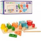 Деревянная игрушка Рыбалка MD 2351