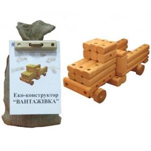 Эко-конструктор Грузовик InD-VANT