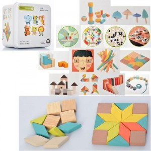 Деревянная игрушка Игра MD 2496