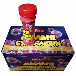 Мыльные пузыри 53405-ТК