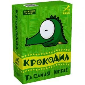 Настольная игра Крокодил 4820059911197