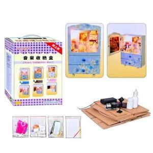 Шкаф для кукол KH 159-02