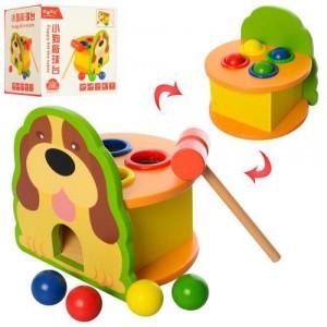 Деревянная игрушка Стучалка MD 1548