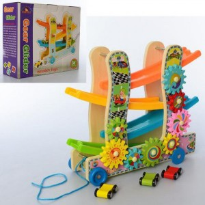 Деревянная игрушка Трек MD 2594