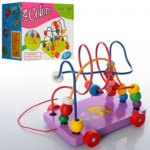 Деревянная игрушка Лабиринт E12546