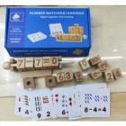 Деревянная игрушка Набор первоклассника MD 2648