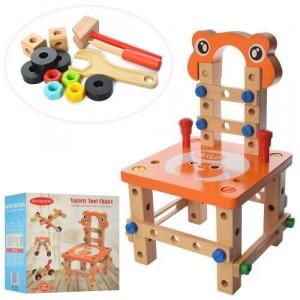Деревянная игрушка Конструктор WW-351