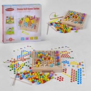 Деревянная игра Мозаика K 17558
