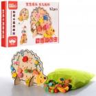 Деревянная игрушка Шнуровка MD 0928