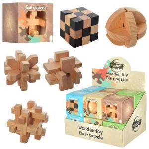 Деревянная игрушка Головоломка MD 2056