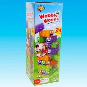 Игра Дженга Wobbly Worms 3562