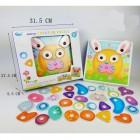 Настольная игра Animal Creative Puzzle HC209162