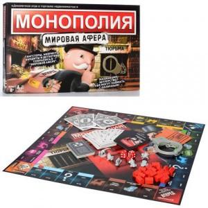Настольная игра Монополия Большая афера TG 001