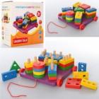 Деревянная игрушка Геометрика MD 2481