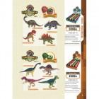 4D конструктор Динозавры 2366S