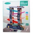 Деревянная игрушка Трек Luxury Gliding Car 7 Track