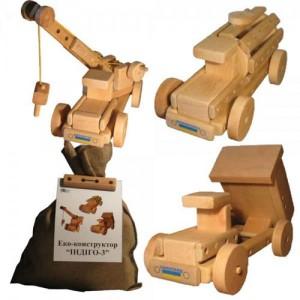 Эко-конструктор Индиго-3 InD-INDIGO-3
