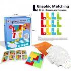 Настольная игра Grahoic Matching GT291090