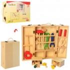 Деревянная игрушка Набор инструментов MD 2402