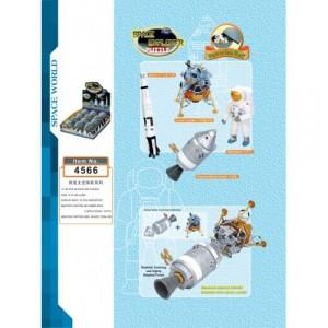 4D конструктор Космос 4566