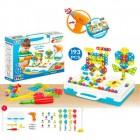 Болтовая мозаика Creative Puzzle Peg TLH-28