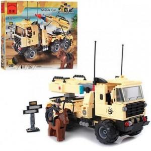 Конструктор BRICK Ракетная установка 822
