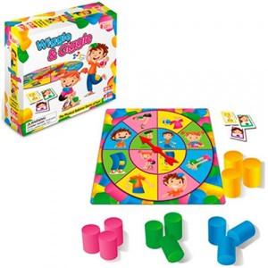 Настольная игра Wiggle & Giggle 88121