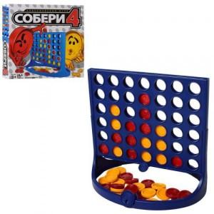 Настольная игра Собери 4 YG787-10