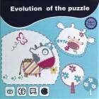 Деревянная игрушка Пазлы 2305-63