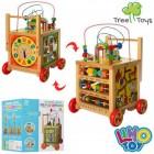Деревянная игрушка Развивающий центр MD 2000