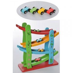 Деревянная игрушка Трек MD 2688