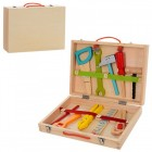 Деревянная игрушка Набор инструментов MD 1095