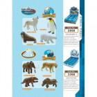 4D конструктор Полярные животные 3366
