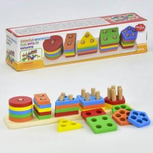 Деревянная игрушка Геометрика C 30316