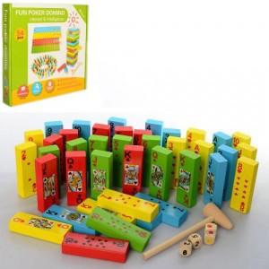 Деревянная игрушка Игра MD 1539