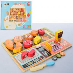 Деревянная игрушка Магазин MD 2254