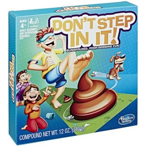 Игра Dont Step In It 1111-58