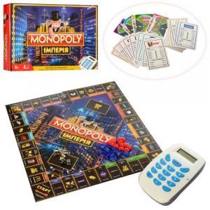 Настольная игра Монополия M 3801