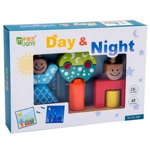 Деревянная игрушка Day and Night 2305-46