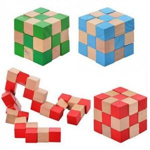 Деревянная игрушка Головоломка MD 0355