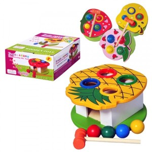 Деревянная игрушка Стучалка MD 0324