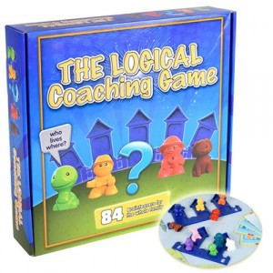 Настольная игра The Logical Coaching 2006-18