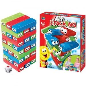 Игра Джанга с кубиками 007-26