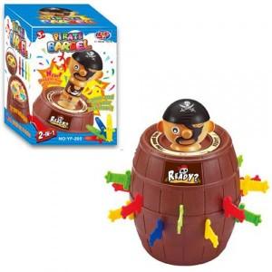 Настольная игра Pirate Barrel