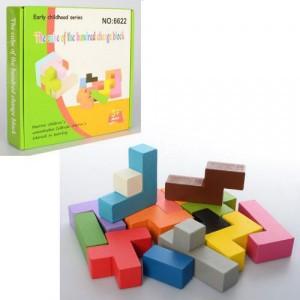 Деревянная игрушка Головоломка MD 2042