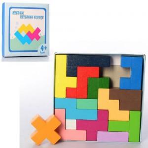 Деревянная игрушка Геометрика MD 2460