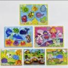 Деревянная игра Рамка-вкладыш С 35967